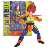 Vegeta Original armor sh figuarts action figure - Dragon ball z Merchandise