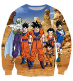 Z fighters Sweater