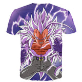 Super saiyan 5 rage t shirt