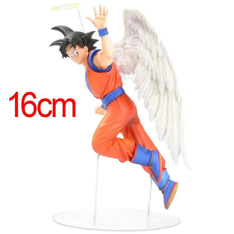 Angel Goku Figure