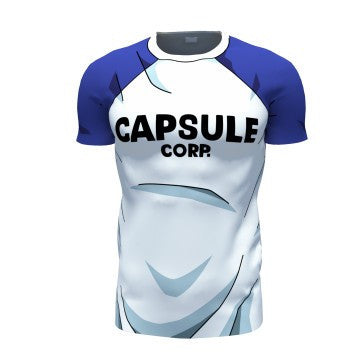 Capsule Corp Shirt - Dragon ball z Merchandise