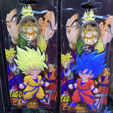 Super Saiyan Goku Keychain - Dragon ball z Merchandise