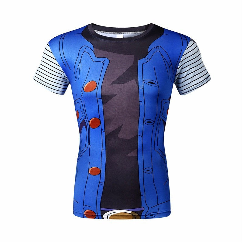 dragon ball z Android 18 shirt - Dragon ball z Merchandise