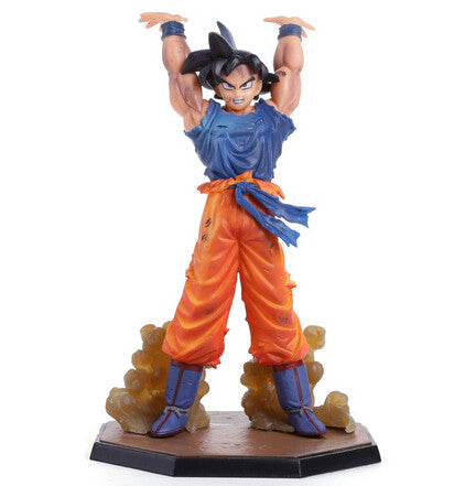 Goku Spirit Bomb action figure - Dragon ball z Merchandise
