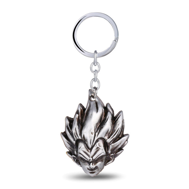 Dragon ball z Vegeta Key chain - Dragon ball z Merchandise