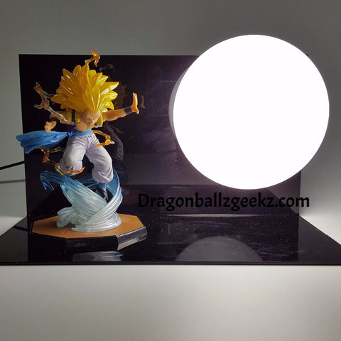 Gotenks DIY Dragon ball z lamp - Dragon ball z Merchandise