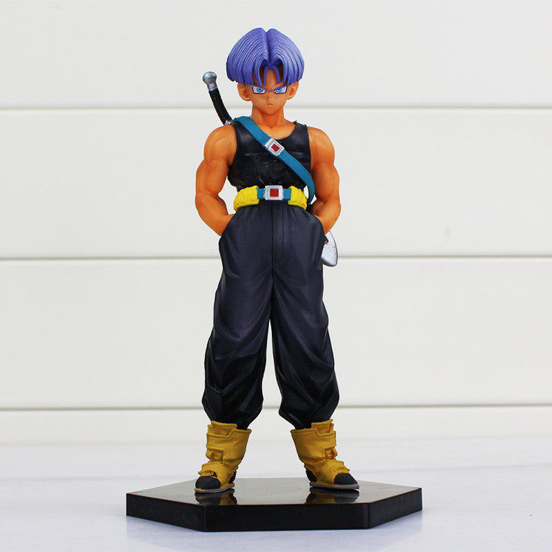 Dragon ball z Trunks action figure - Dragon ball z Merchandise