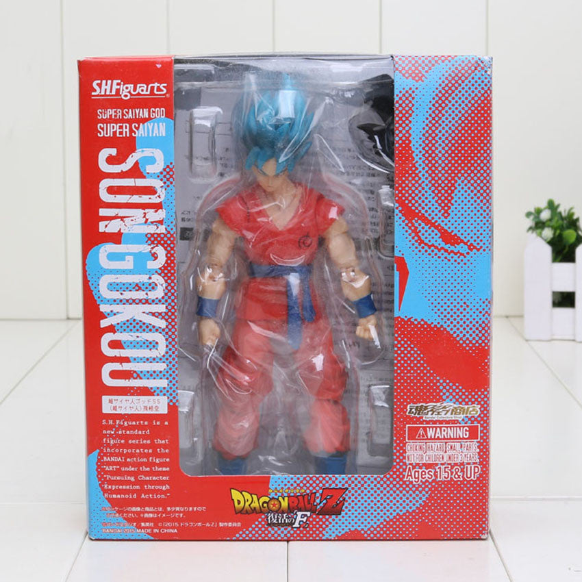 sh figuarts dragon ball z Son Goku - Dragon ball z Merchandise