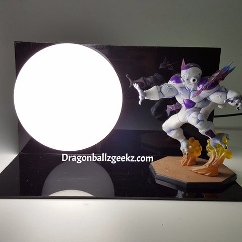 Lord frieza Lamp - Dragon ball z Merchandise
