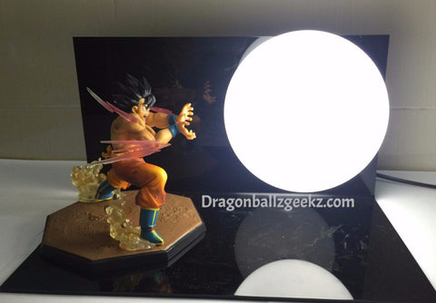 Dragon Ball Z Lamp goku lamp - Dragon ball z Merchandise
