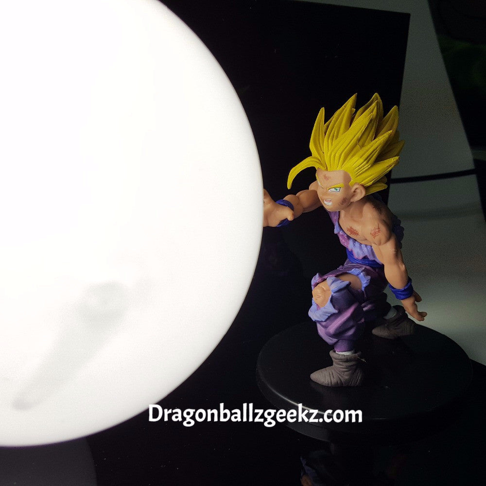Dragon ball z Lamp DIY Gohan - Dragon ball z Merchandise