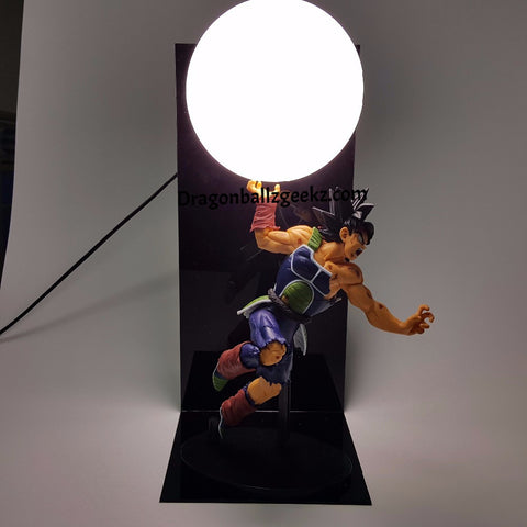 Dragon Ball Z Bardock Lamp - Dragon ball z Merchandise