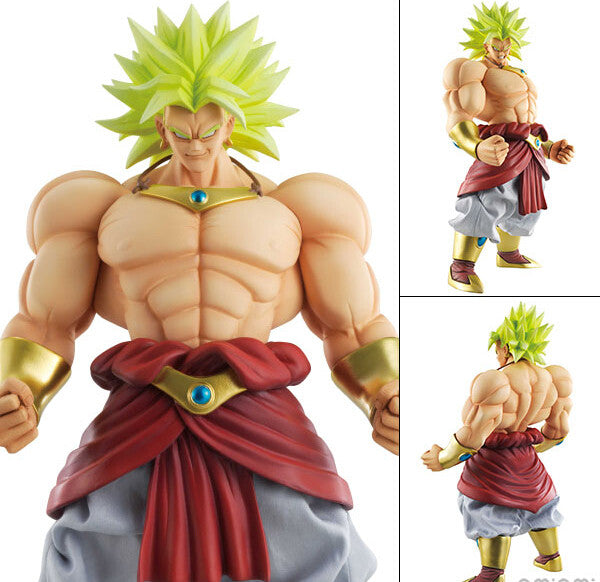 Dimension of Dragonball Broly action figure - Dragon ball z Merchandise