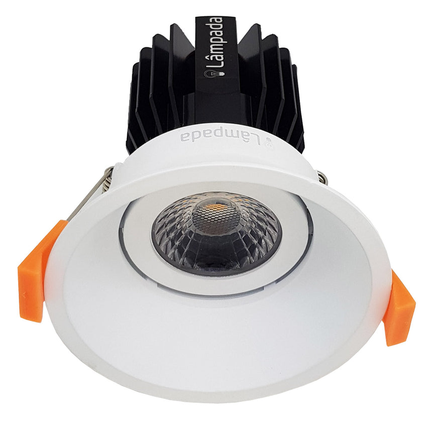 17W Premium COB Dimmable LED Gimble Downlight