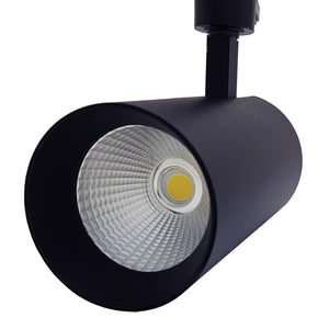 Solei 25W LED CCT Dimmable Adjustable Tracklight Head