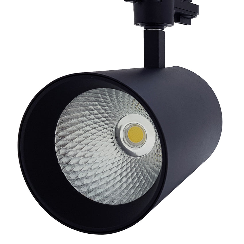 Solei 35W LED CCT Dimmable Adjustable Tracklight Head