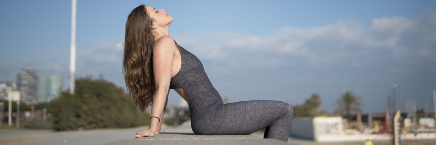 The onesie is the best thing that will happen to your yoga practice.