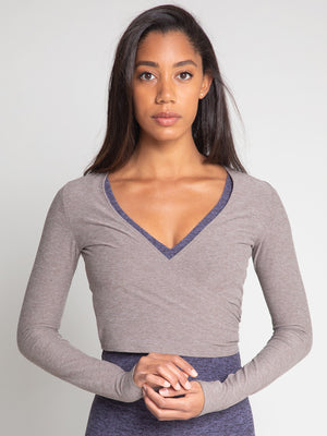 Criss Crop Wrap, Midweight Fabric