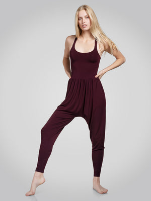 Bōdhi Jumper, Burgundy