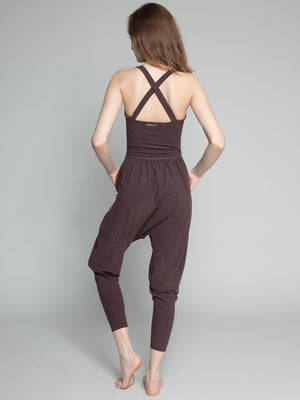 Bōdhi Jumper, Heather Brown - IMBŌDHI Bodysuits