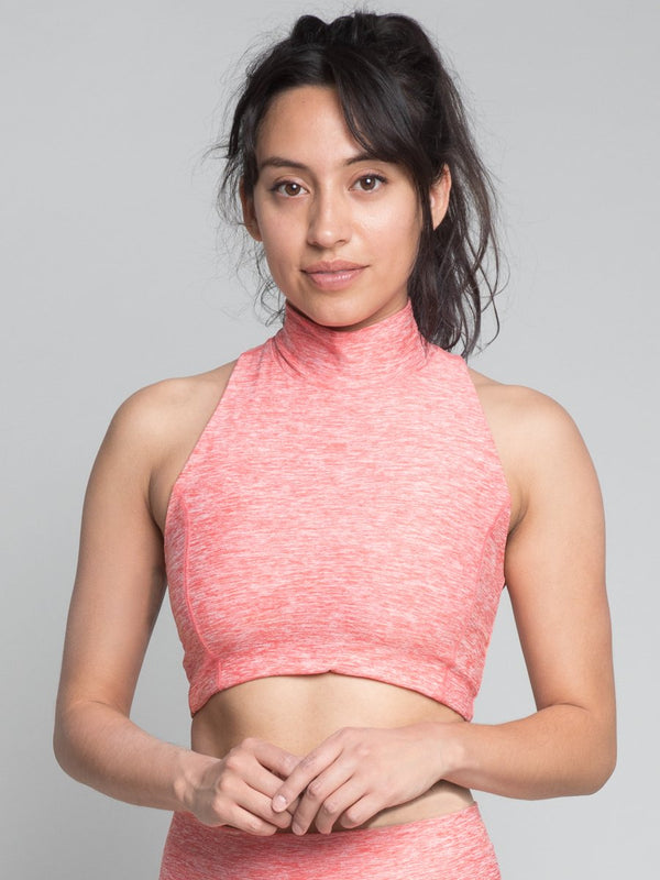 Cari Crop Top, Lightweight Fabric