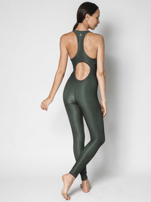 The Astra Bodysuit, Jaida Green - IMBŌDHI Bodysuits