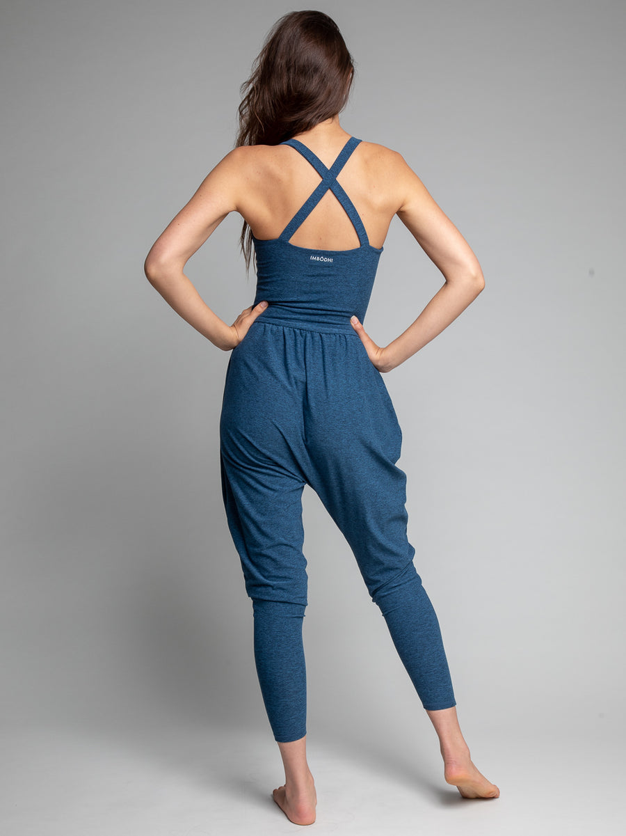 Bōdhi Jumper, Royal Blue - IMBŌDHI Bodysuits