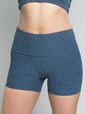 Imbooty Shorts, Royal Blue