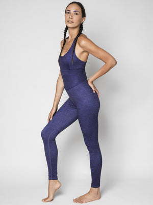 The Astra Bodysuit, Seren Purple - IMBŌDHI Bodysuits