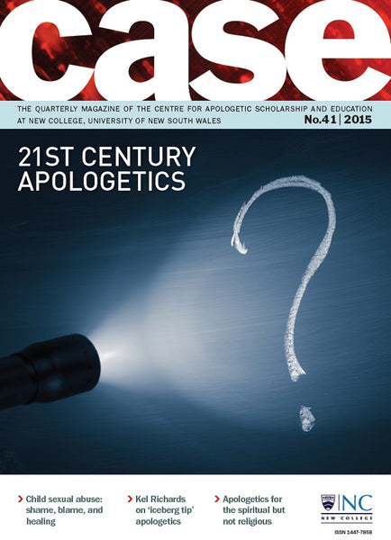 21st Century Apologetics: Introduction
