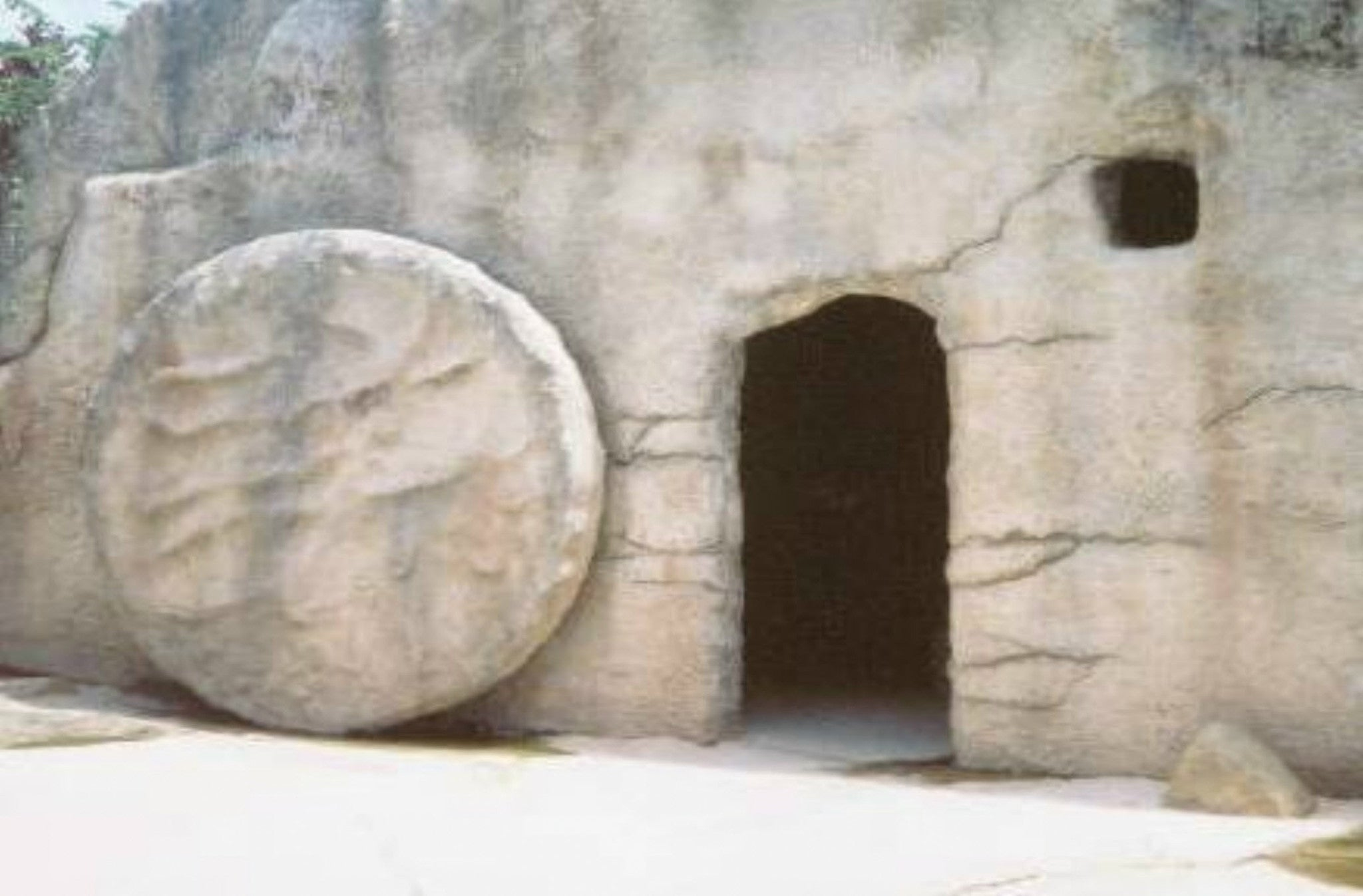 The Alleged 'Jesus Family Tomb'
