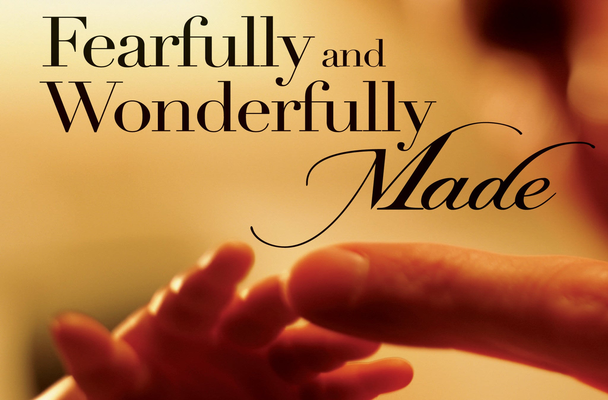 Book Review: Fearfully & Wonderfully Made