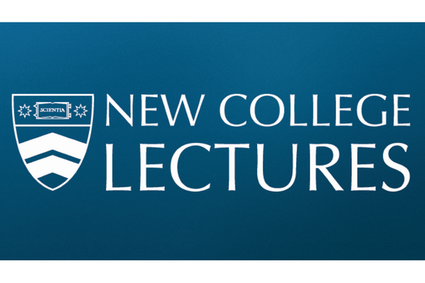 2018 New College Lectures Media & Publications