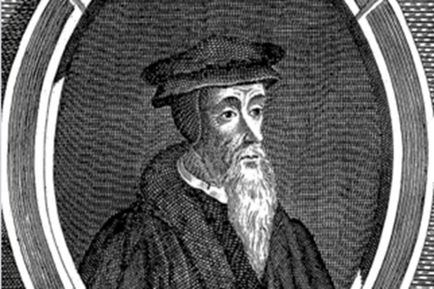 The art of John Calvin