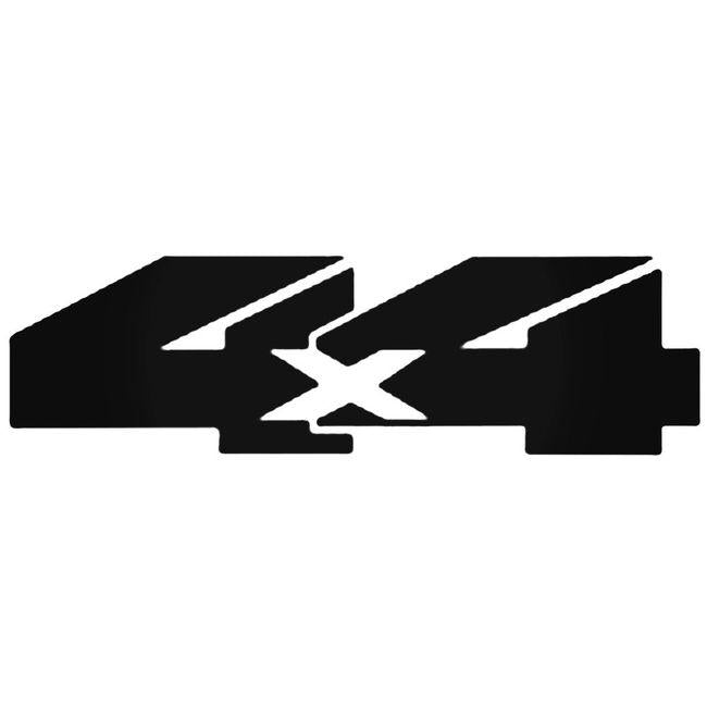 4x4 Off Road 22 Decal Sticker