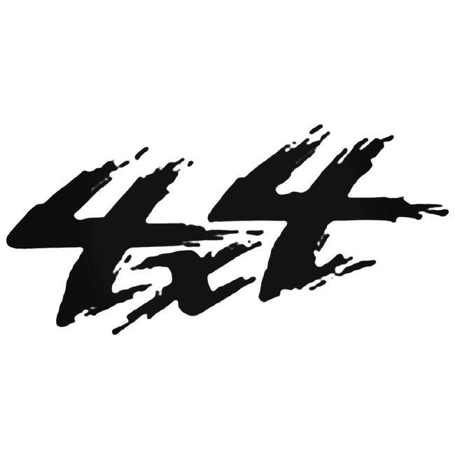 4x4 Off Road 32 Decal Sticker