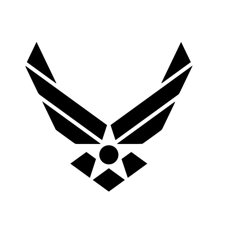 Air Force Official Symbol Logo Decal Sticker