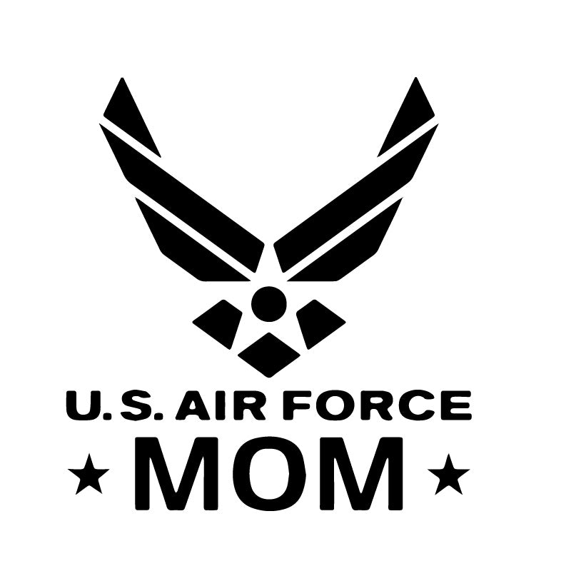US Air Force Mother Mom Decal Sticker