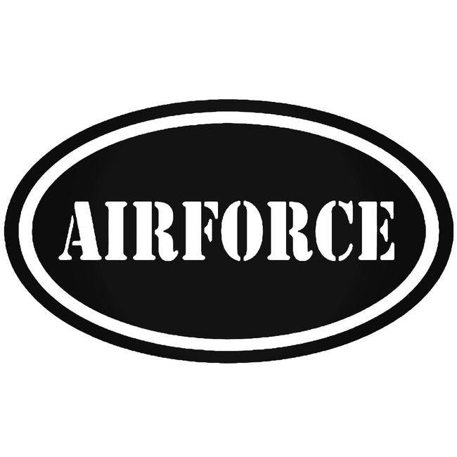 Air Force Us Army Decal Sticker