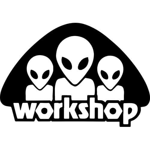 Alien Workshop Decal Sticker