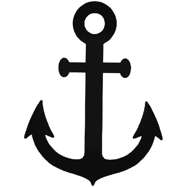 Anchor 339 Decal Sticker