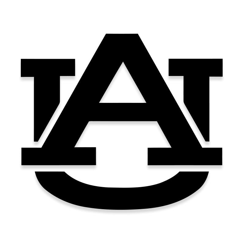 Auburn Tigers Decal Sticker