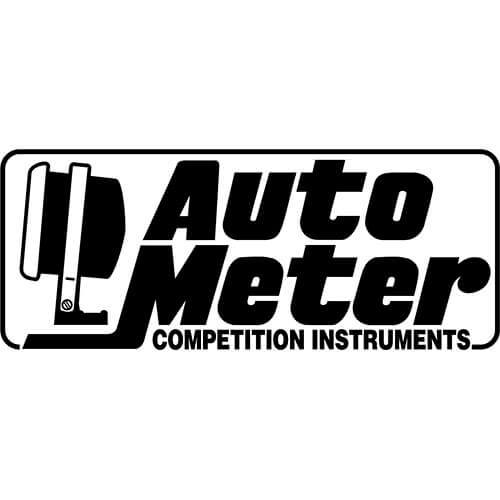 Auto Meter Logo Decal Sticker
