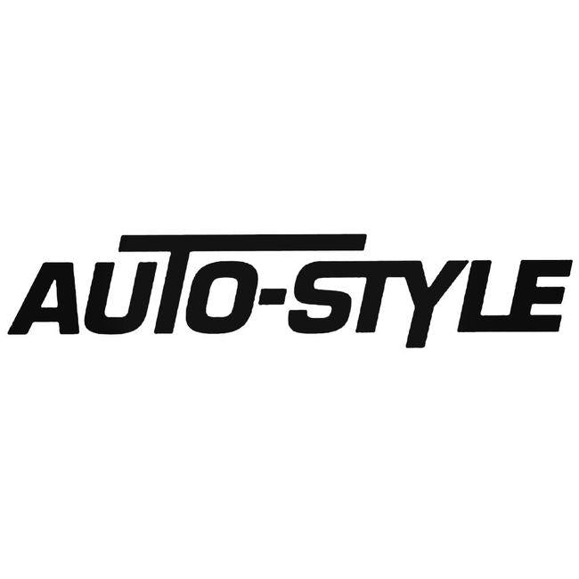 Autostyle Decal Sticker