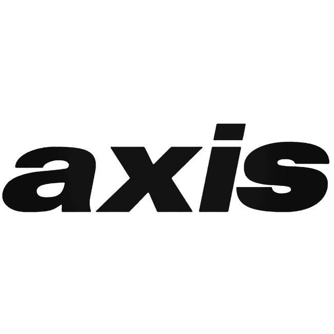 Axis Decal Sticker
