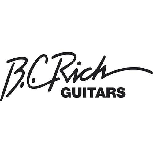 BC-Rich Guitars Decal Sticker