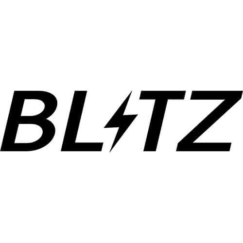Blitz Logo Decal Sticker