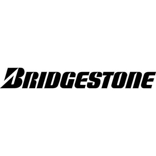 Bridgestone Tires Logo Decal Sticker