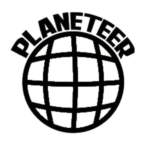 Captain Planet Planeteer Decal Sticker