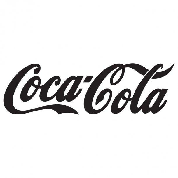 Coca Cola Decal Sticker